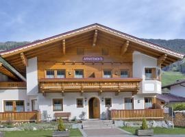 Apartment Ferienwohnung Bacher