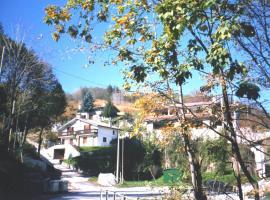 Ciclaminis, Nimis (Lusevera yakınında)
