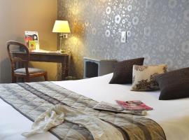 Inter-hotel Bourges Les Tilleuls, Бурж (рядом с городом Сен-Жермэн-дю-Пюи)