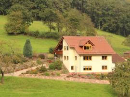 Ferienwohnung Hennrich, Weilbach