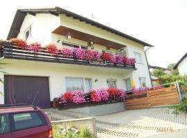 Haus Waldeck, Wald-Michelbach