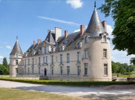 Chateau d'Augerville, Ожервиль-ла-Ривьер (рядом с городом Buthiers)