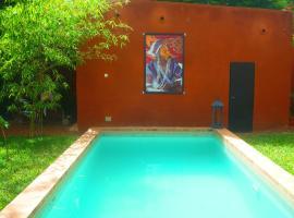 Chez Sego, Ouagadougou (Near Loumbila Department)