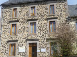 Le Fromentou, Peyrusse (рядом с городом Ferrières-Saint-Mary)