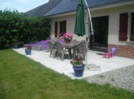 Farm cottage de la Somme, Moyenneville (рядом с городом Toeufles)