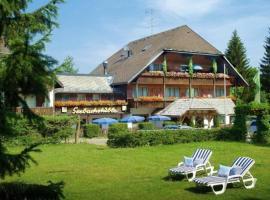 Hotel Garni Seebachstüble
