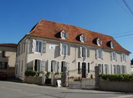 La Maison d'Antan, Arzacq-Arraziguet (рядом с городом Malaussanne)