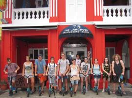 The InnCrowd Backpackers' Hostel, Singapore