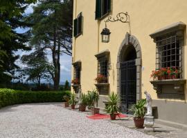 Villa Aurora di Ferracciano, Borgo San Lorenzo