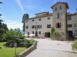 Civetta, Castiglion Fibocchi (Vezza yakınında)