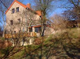 Apartment bei Gemuend und Heimbach, Mechernich (Hergarten yakınında)