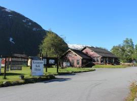 Skysstasjonen Cottages