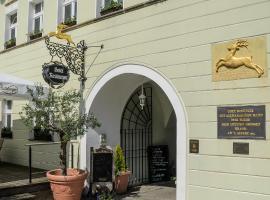 Akzent Hotel Goldner Hirsch, Kamenz