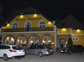Vénusz Panzió és Vendéglő, Bagod (рядом с городом Zalaegerszeg)