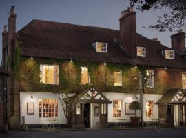 The Leicester Arms Hotel, Penshurst