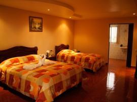 Hotel Las Brumas, Cartago (Cipreses yakınında)