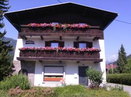 Appartements Zankl, Kötschach (Mauthen yakınında)