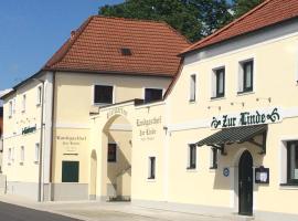 Charming Landgasthof Zur Linde, Salching