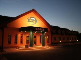 Hotel u Milína, Milín