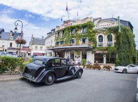 Logis Hotel De France, Ла-Шартр-сюр-ле-Луар