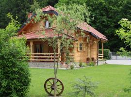 Drvena Hižica, Tuheljske Toplice (рядом с городом Mala Erpenja)