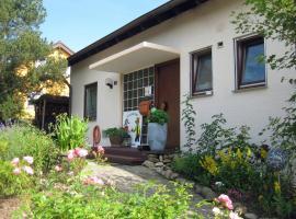 Apartments Eva und Wolf, Sachsenheim (Untermberg yakınında)