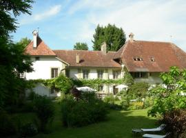 BnB Château-Gottrau, Montagny-la-Ville (Corcelles yakınında)