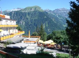 Adrenalin Backpackers Hostel, Braunwald