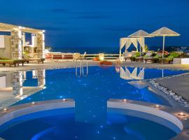 Blue Mare Villas, Naousa
