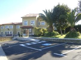 Hotel Lupa, San Juan de Piñera (Cerecedo yakınında)
