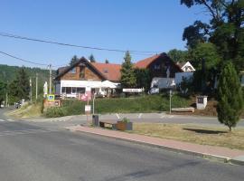 Pension Egida, Řež (Holubice yakınında)