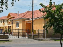 Ezüstfenyő Vendégház, Rátka (рядом с городом Mád)