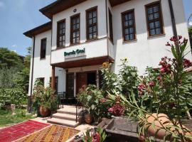 Konya Dervish Hotel, Конья