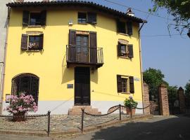 Altes Backhaus in Maranzana, Mombaruzzo