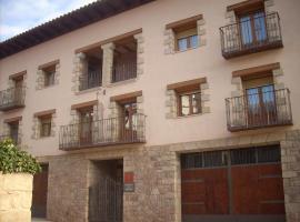 Apartamentos Turisticos El Refugio, Мора-де-Рубьелос (рядом с городом Los Masecicos)
