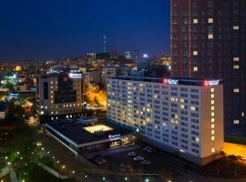 AZIMUT Hotel Vladivostok, Владивосток