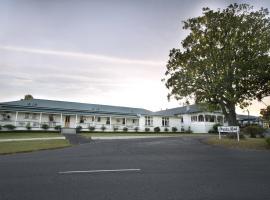 Okoroire Hot Springs Hotel, Okoroire