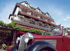 Hotel Garni Rheinpracht, Kamp-Bornhofen