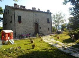 B&B Prato dei Caprioli, Maiolo (Talamello yakınında)