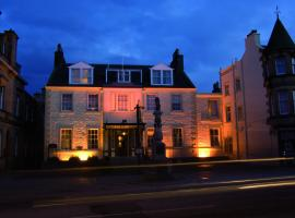 The Tontine Hotel, Peebles
