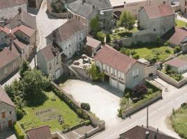 Au Petit Câlin, Pacy-sur-Armançon (рядом с городом Chassignelles)