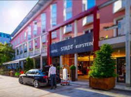 Hotel Stadt Kufstein, Куфштайн