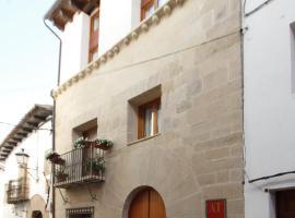 Casa 1340, Mora de Rubielos