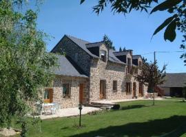 Chambres D'Hôtes De Froulay, Couesmes-vauce (рядом с городом Soucé)