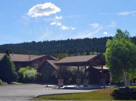 Bucks T4 Lodge, Big Sky