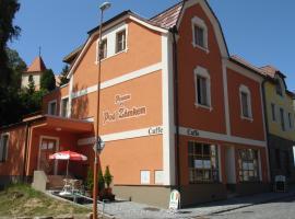 Penzion Pod Zámkem, Zruč nad Sázavou (Dolní Kralovice yakınında)
