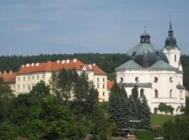 Zámek Křtiny, Křtiny (Bukovinka yakınında)