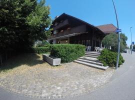 Gasthof Bühl, Schwarzenburg (Ueberstorf yakınında)
