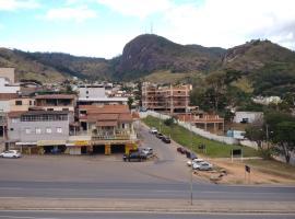 Quality Leste Hotel, Caratinga (Santa Bárbara yakınında)