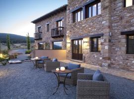 Hotel Mas De Cebrian, Mosqueruela (Linares de Mora yakınında)